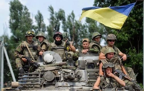 В Украйна действат 34 доброволчески батальона