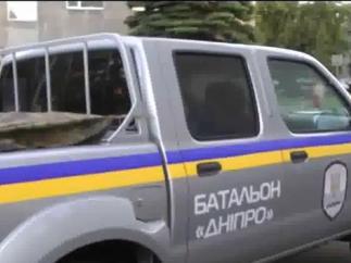 Днепропетровск, град в тила: пленени, ранени и убити