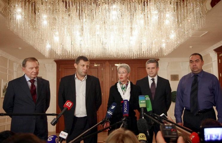 На преговорите в Минск страните не успяха да се договорят за извеждането на войските на РФ от Донбас