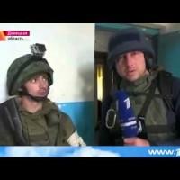 Руски окупационни войски в Украйна
