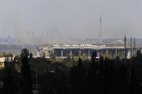 летище Донецк
