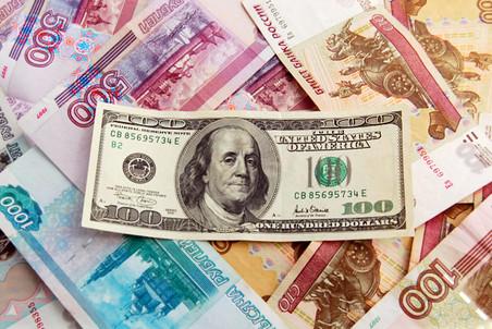 Скъпоструващи интервенции за поддържане стабилността на рублата