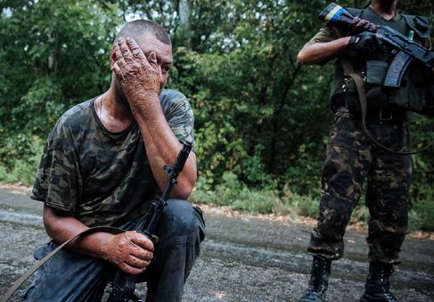 Руски офицер-десантчик помогна да бъдат спасени десетки украинци