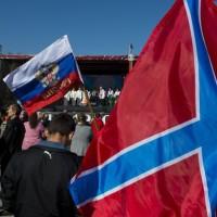 Празненство в ДНР