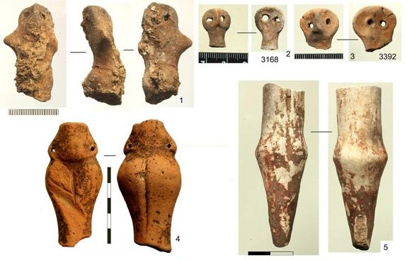 Трипилски фигурки
