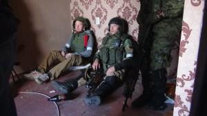 Войници в очакване