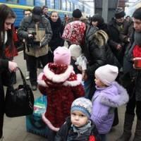 Преселници от Донбас