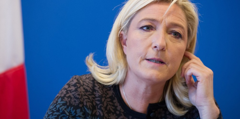 Марин Льо Пен / Снимка: Nouvel Observateur