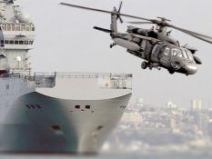 "Военен кораб-вертолетоносец ""Мистрал"""