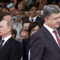 Путин - Порошенко