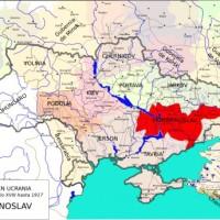 Украйна, 1802-1925