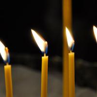 Панихида в памет на жертвите на Голодомор