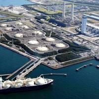 Така изглежда LNG-терминалът в Япония, световният лидер в използването на втечнен природен газ