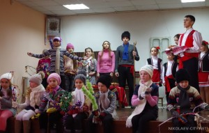 Сурва в Николаев