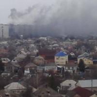 Мариупол след обстрела (видео)