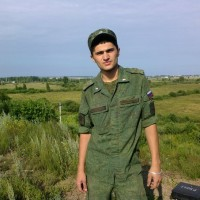 Евгений Тур, сержант от ВС на РФ