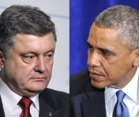 Порошенко и Обама проведоха телефонен разговор – действат координирано в случай, че конфликтът ескалира