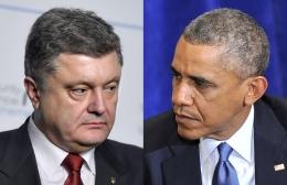 Poroshenko_Obama