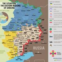 Военна хроника от пресцентъра на АТО – 19.03.2015 г.