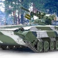 Ново въоръжение за украинската армия (видео)