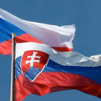 Czech and Slovak Flags