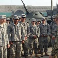 Върховната рада разреши допускането на чужди войски на учения в Украйна