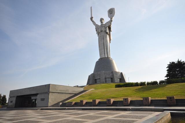 World War II Memorial in Kiev