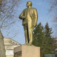 Паметник на Ленин