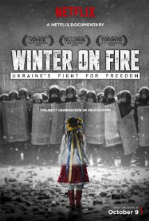"""Winter of fire: Ukraine's Fight for Freedom"", снимка: IMDb"