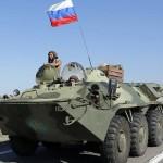 Руските БТР в Донбас
